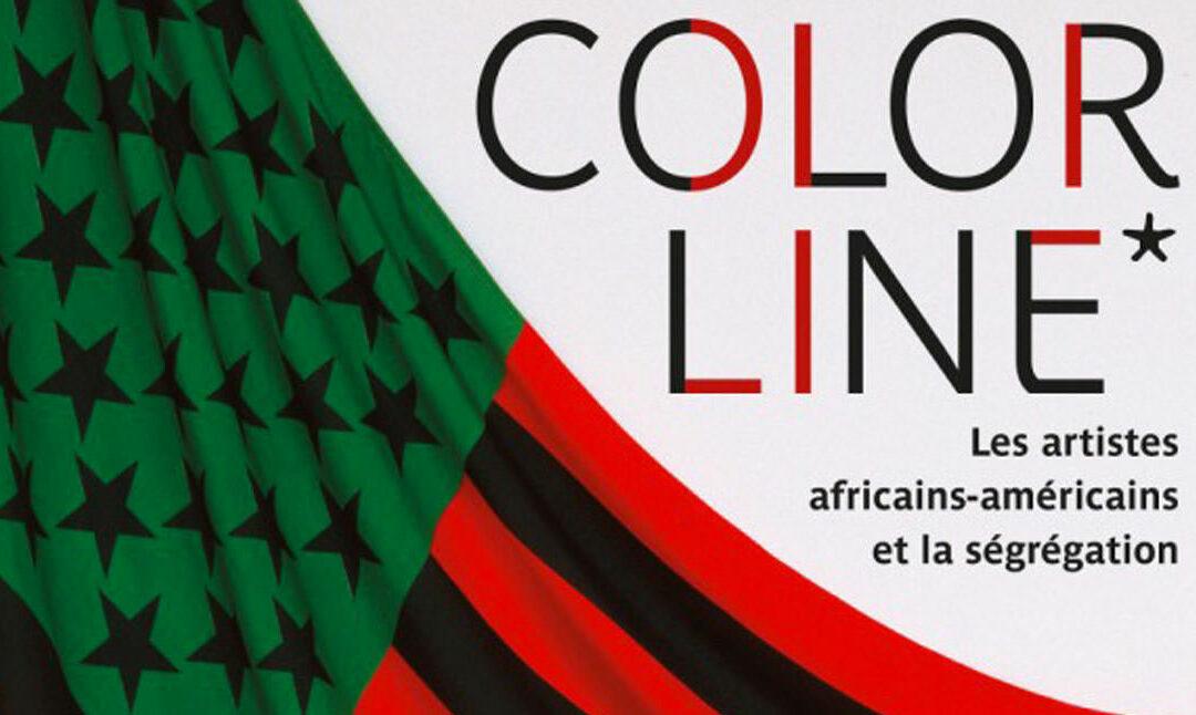 Exposition « Color Line » : tournage Waymel au musée du quai Branly