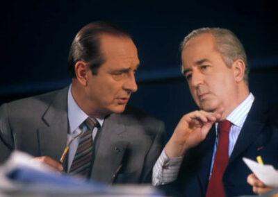 «Balladur-Chirac, mensonges et trahisons», 60′ – Roche Productions – France 3